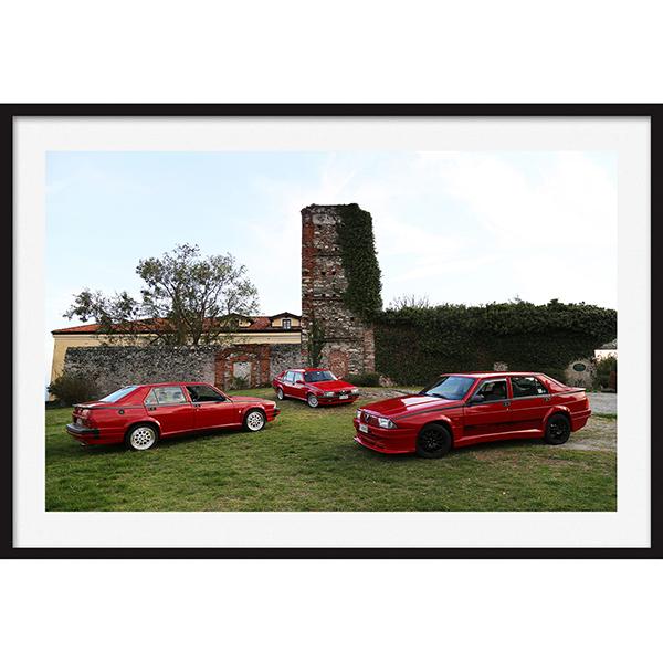 Alfa Romeo 75 Trio