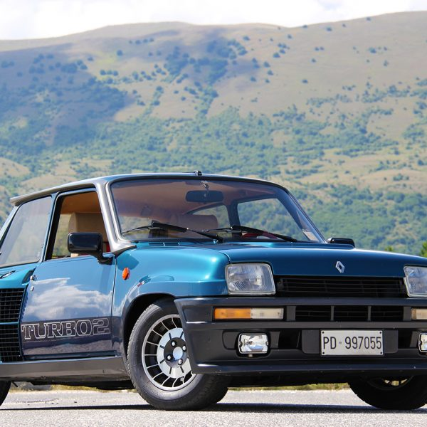 Poster Renault 5 Turbo 2