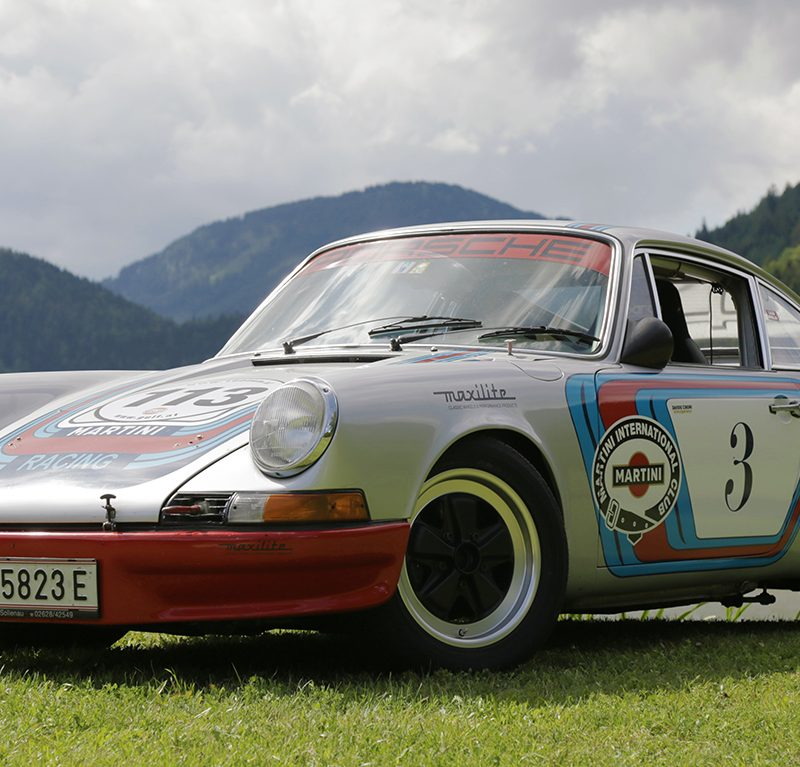 Poster Porsche 911 Carrera Rs Replica Maxilite