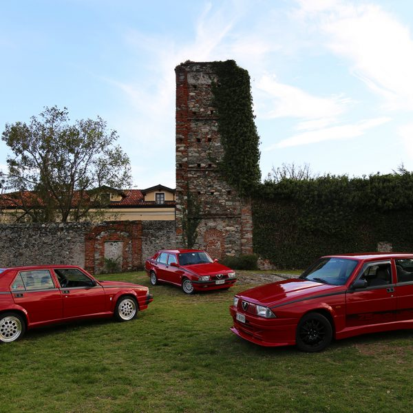 Poster Alfa Romeo 75