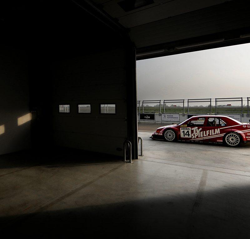 Poster Alfa Romeo 155 DTM