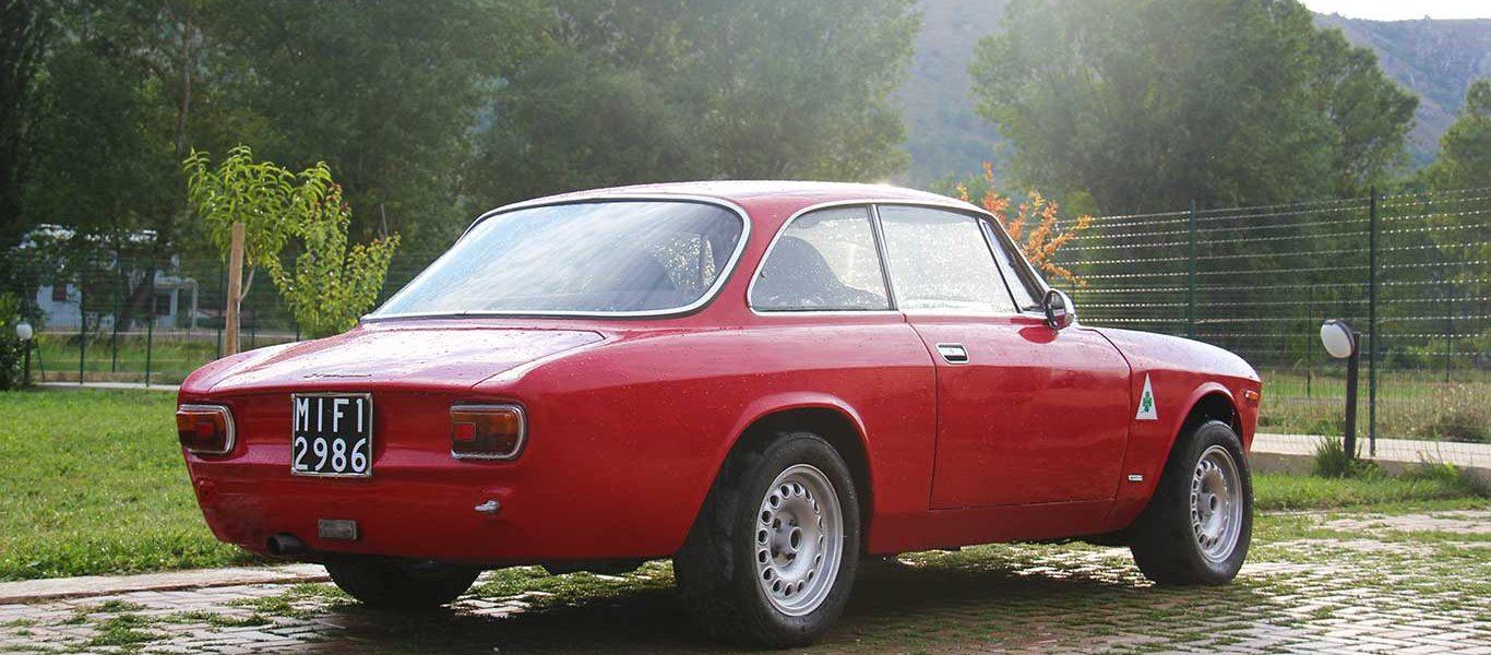 Alfa GT Junior 1300 – Vi racconto la mia ex