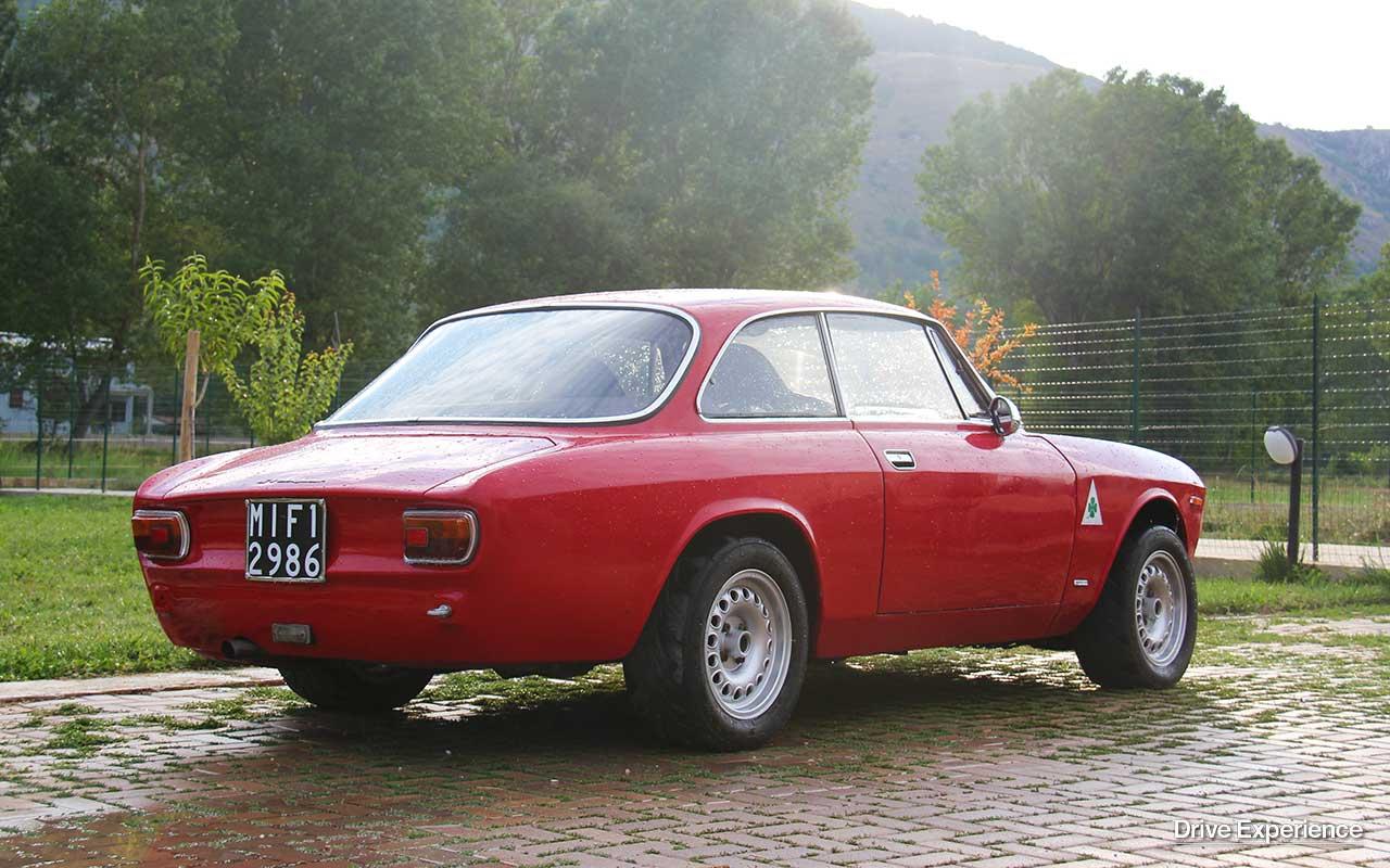 Alfa Romeo Gt Junior 1300 - Vi Racconto La Mia Ex