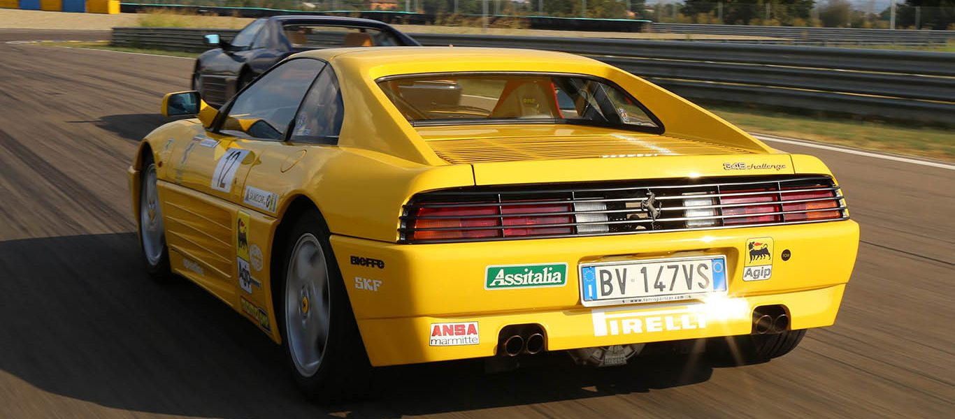 VIDEO: Pure sound Ferrari 348 Challange