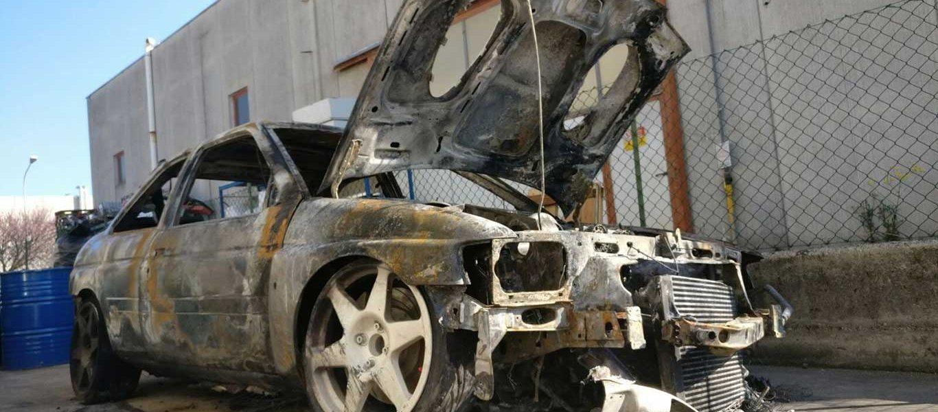 Ford Escort Cosworth Bulldozer – Eklysse è morta