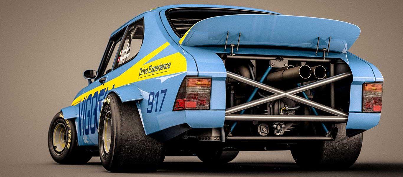 "BLACK STEEL GARAGE: Saab 917 Turbo – ""La promessa dell'assassina"""