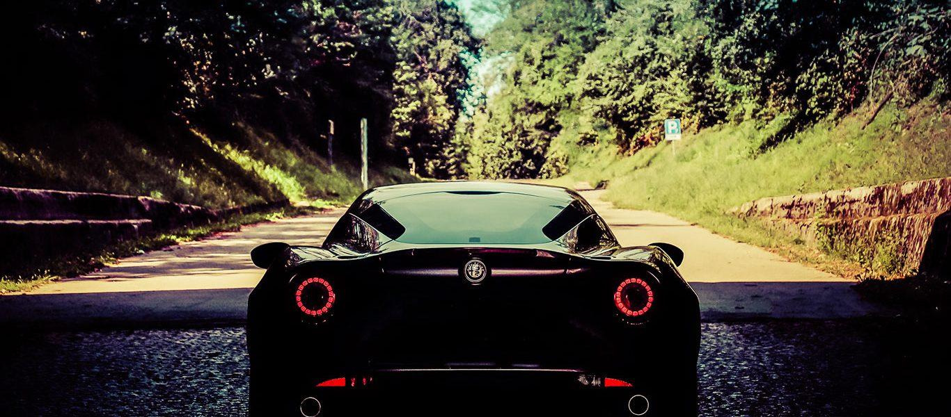 """I vostri articoli: Alfa Romeo 4C """"In Carbonio e Vetroresina"""""""