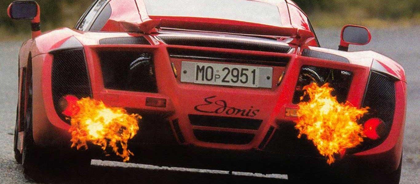 Materazzi Racconta: La Edonis e il fallimento della Bugatti italiana