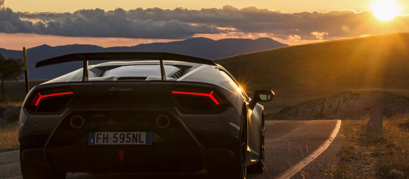 Lamborghini Huracan Performante – Photogallery