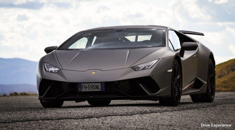Lamborghini Huracan Performante Oltre Il Limite Della Decenza