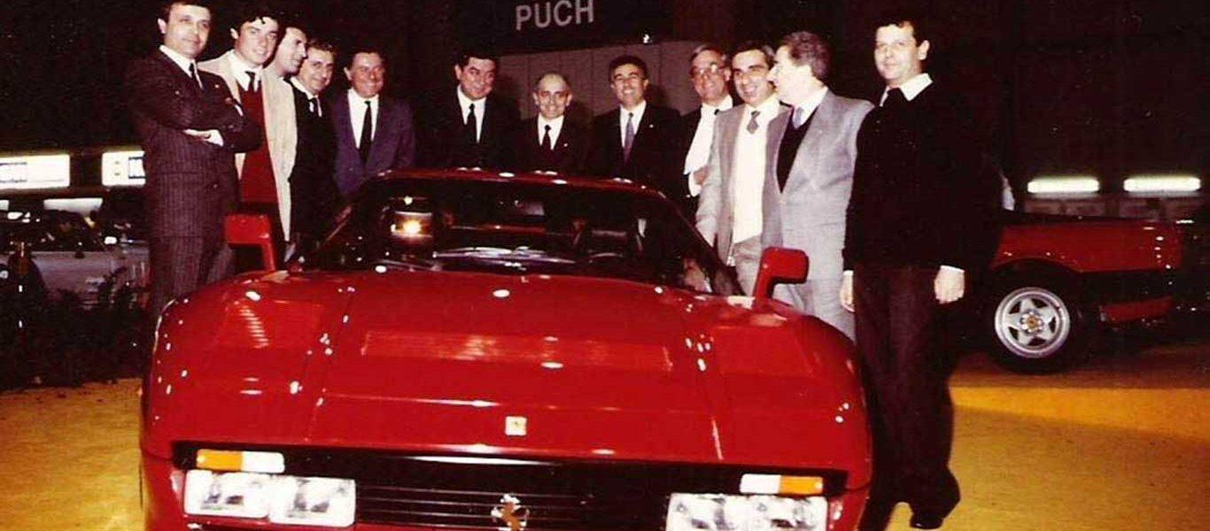 Materazzi Racconta: Enzo Ferrari e il Turbo in Formula Uno