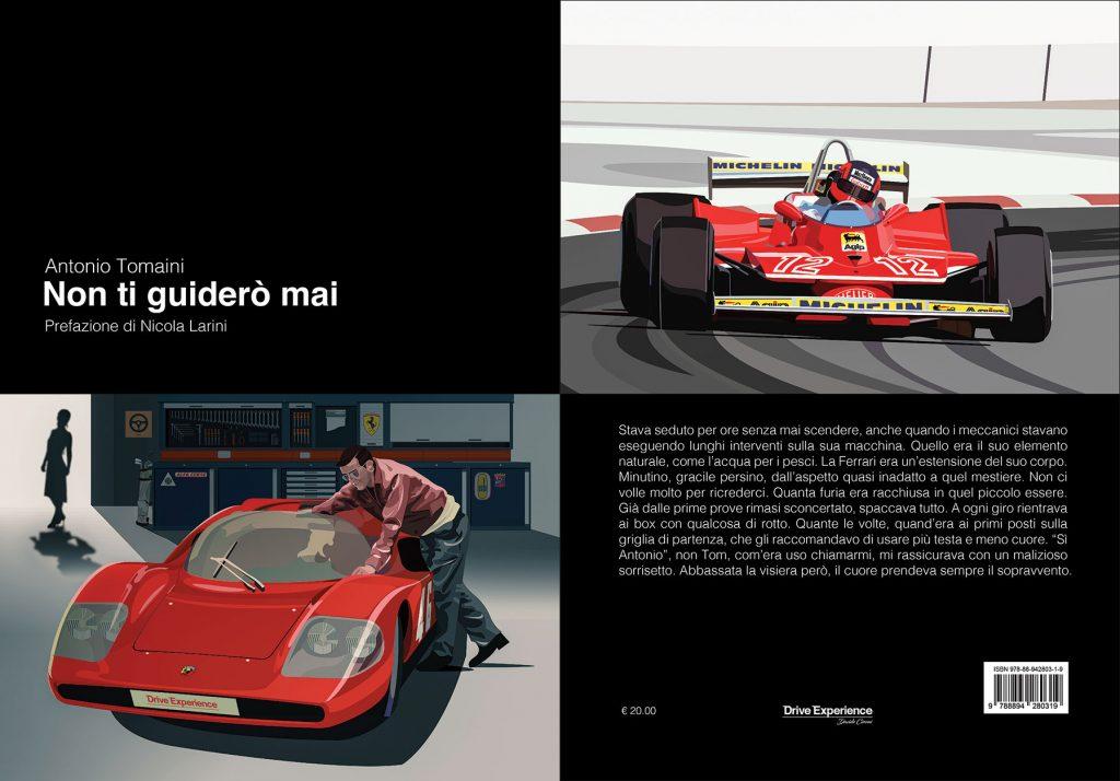 Libro Antonio Tomaini Non Ti Guider 242 Mai Drive Experience