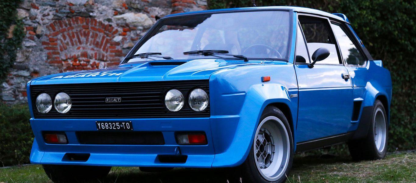 VIDEO: Fiat 131 Abarth Rally – Prova su strada con la Campionessa del Mondo