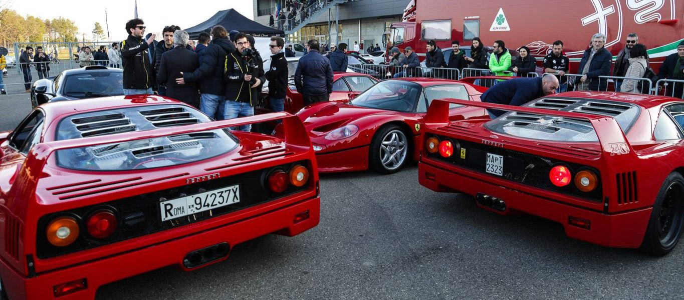 1° Drive Experience Track Day (Modena): Photogallery ufficiale