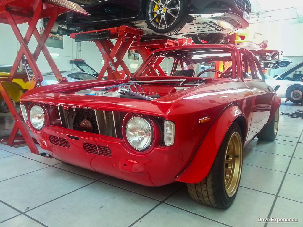 Alfa Romeo Gy Junior Davide Cironi-10