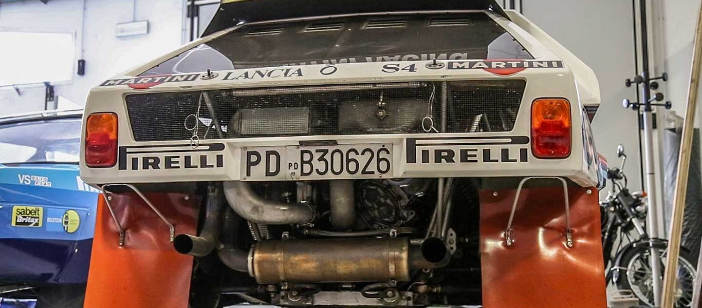 Limone Racconta: Perché Lancia abbandonò i Rally quando era all'apice
