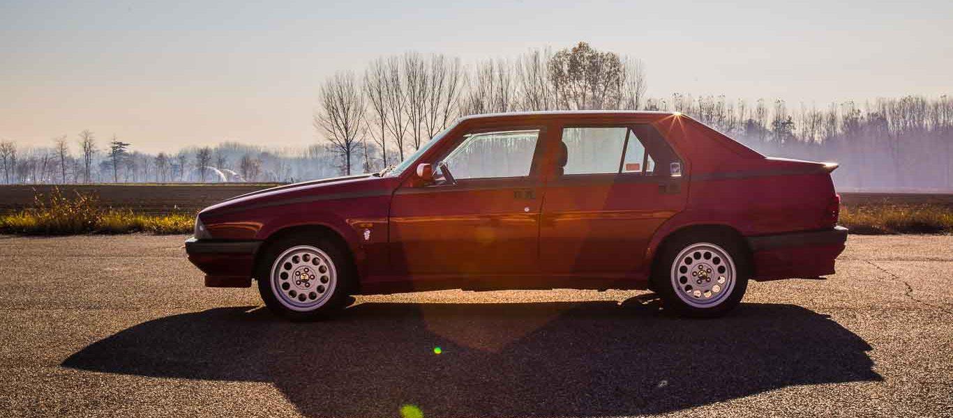 Le migliori Alfa Romeo 75 a confronto – Photogallery