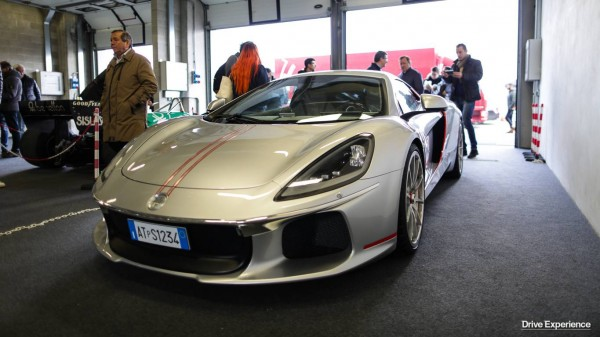28 GENNAIO 2018 - DRIVE EXPERIENCE TRACK DAY-196
