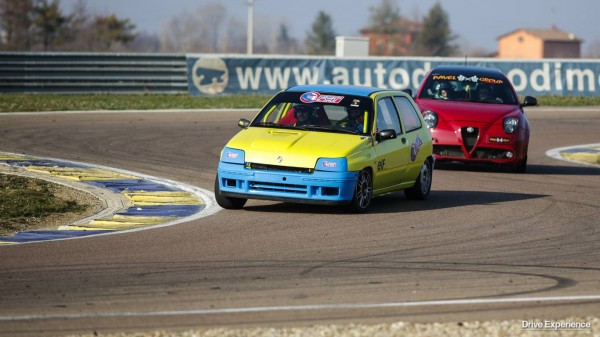 28 GENNAIO 2018 - DRIVE EXPERIENCE TRACK DAY-262