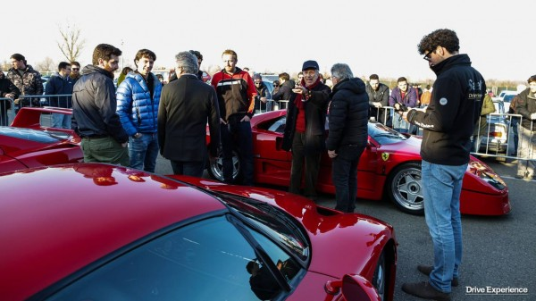 28 GENNAIO 2018 - DRIVE EXPERIENCE TRACK DAY-357