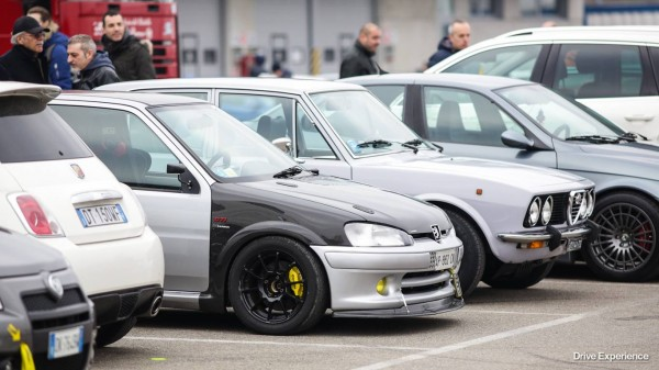28 GENNAIO 2018 - DRIVE EXPERIENCE TRACK DAY-86
