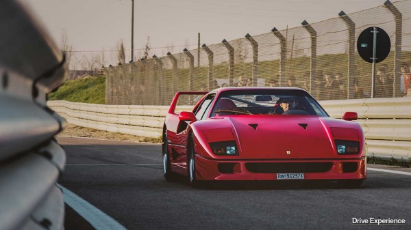 28 GENNAIO 2018 - DRIVE EXPERIENCE TRACK DAY  (401)
