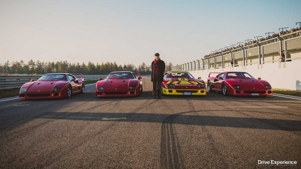 28 GENNAIO 2018 - DRIVE EXPERIENCE TRACK DAY  (407)