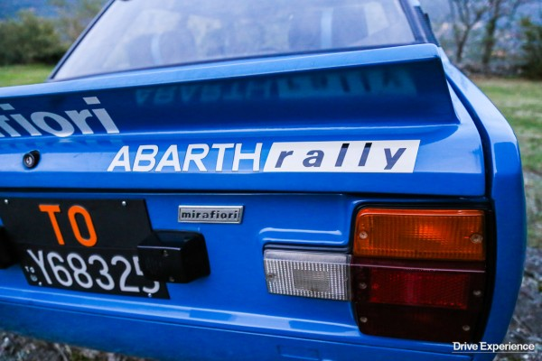 FIAT ABARTH 131 PHOTO-11