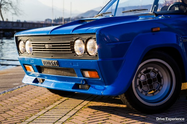 FIAT ABARTH 131 PHOTO-22