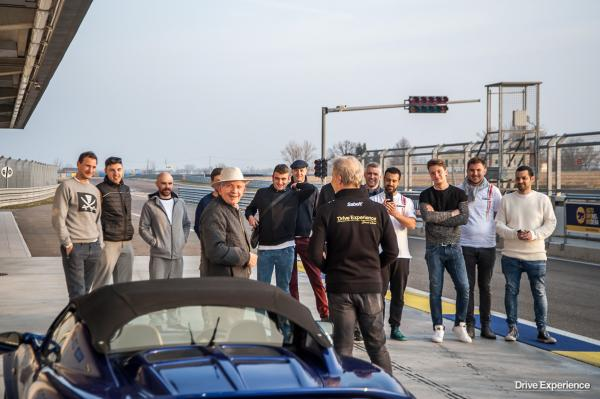 DRIVE EXPERIENCE ACADEMY 5 CORSO-76