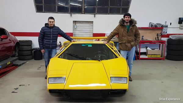 Lamborghini Countach Replica V6 Turbo (10° parte)-10