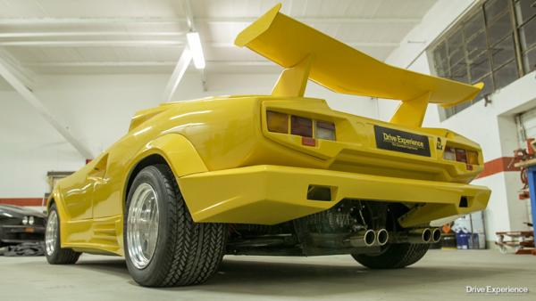 Lamborghini Countach Replica V6 Turbo (10° parte)-2-NEW (1)