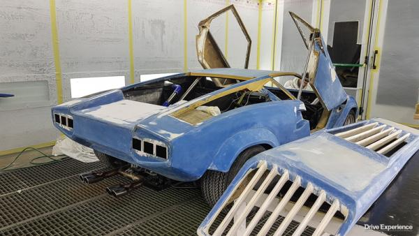 Lamborghini Countach Replica V6 Turbo (10° parte)-4