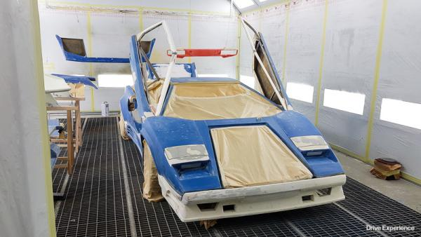 Lamborghini Countach Replica V6 Turbo (10° parte)-5