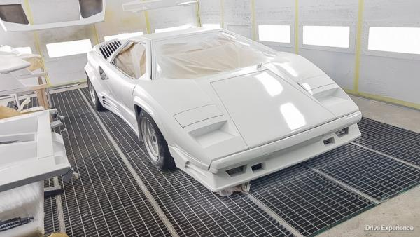 Lamborghini Countach Replica V6 Turbo (10° parte)-7