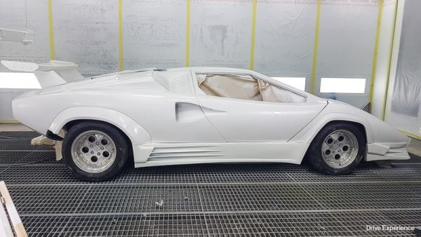 Lamborghini Countach Replica V6 Turbo (10° parte)-8