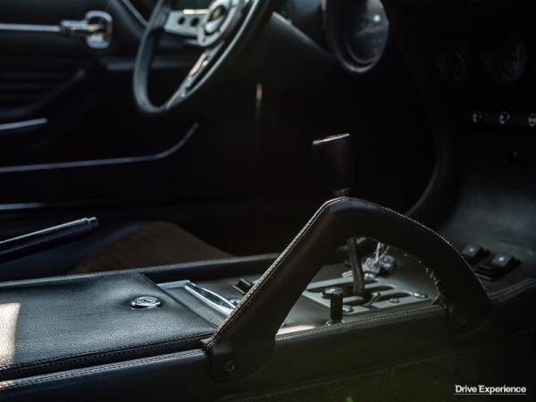 LAMBORGHINI MIURA NERA DAVIDE CIRONI DRIVE EXPERIENCE - C-10